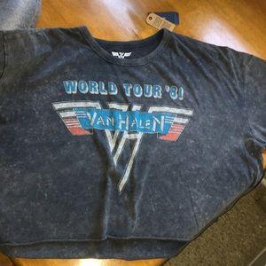 Van Halen Tee, XXL